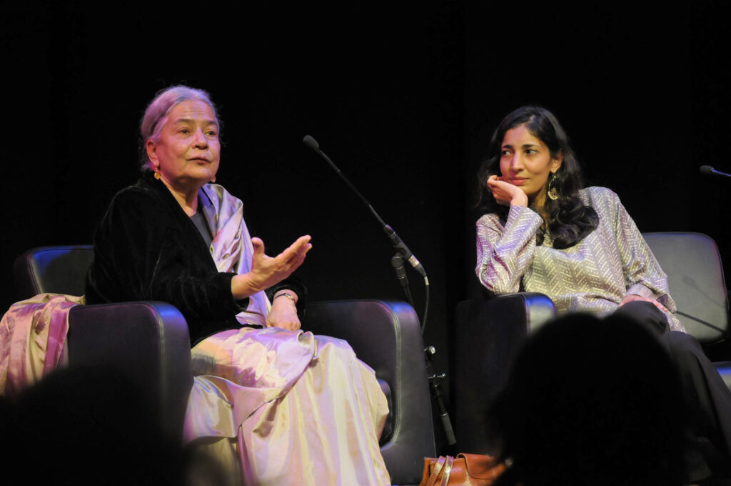 Anita and Kiran Desai Discuss The Influences And Inspirations Behind Their Work