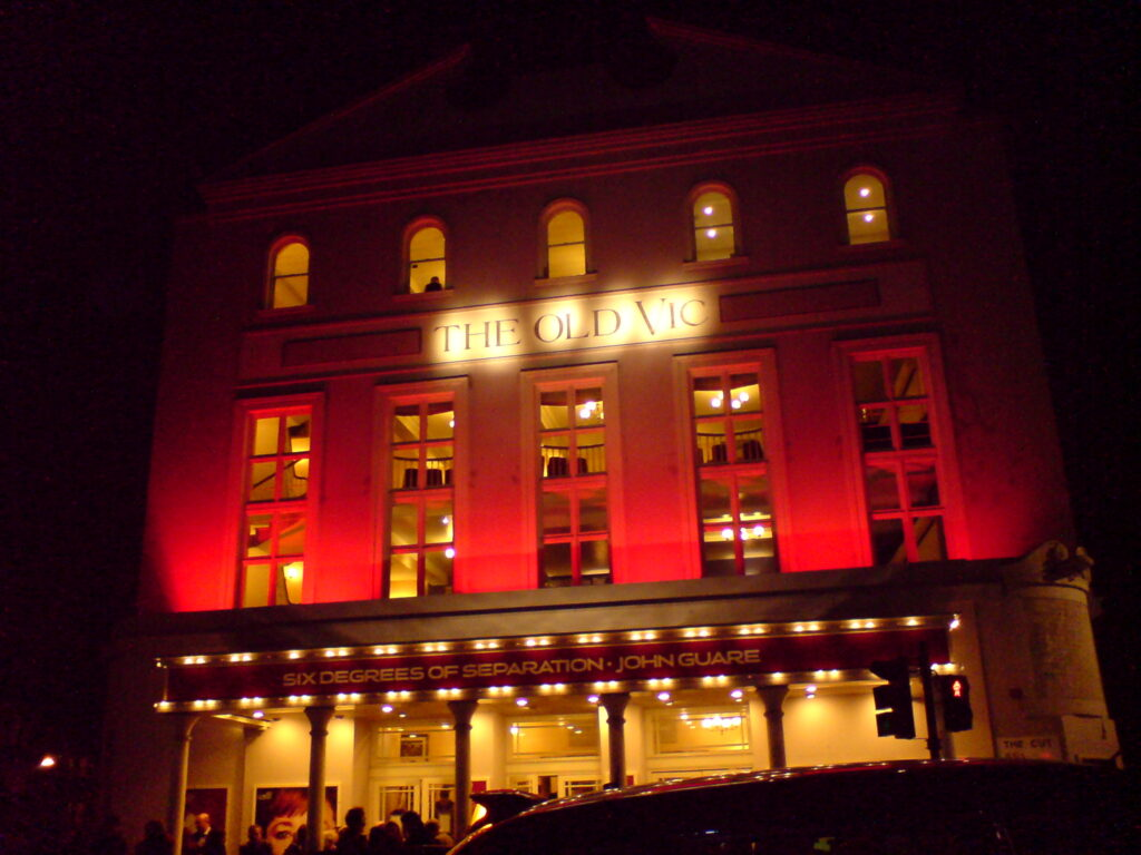 A Better View Of The Old Vic