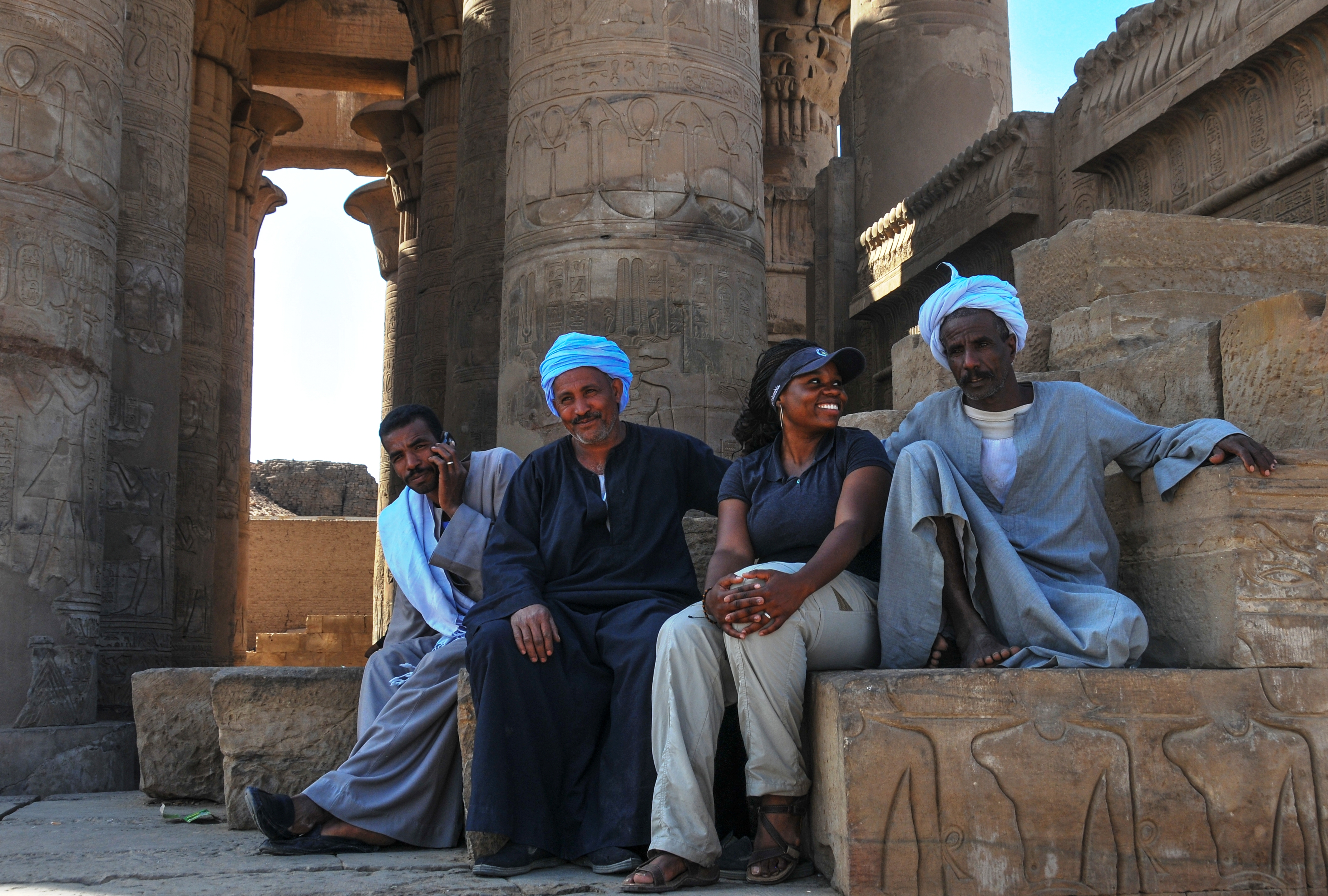 Lola in Egypt