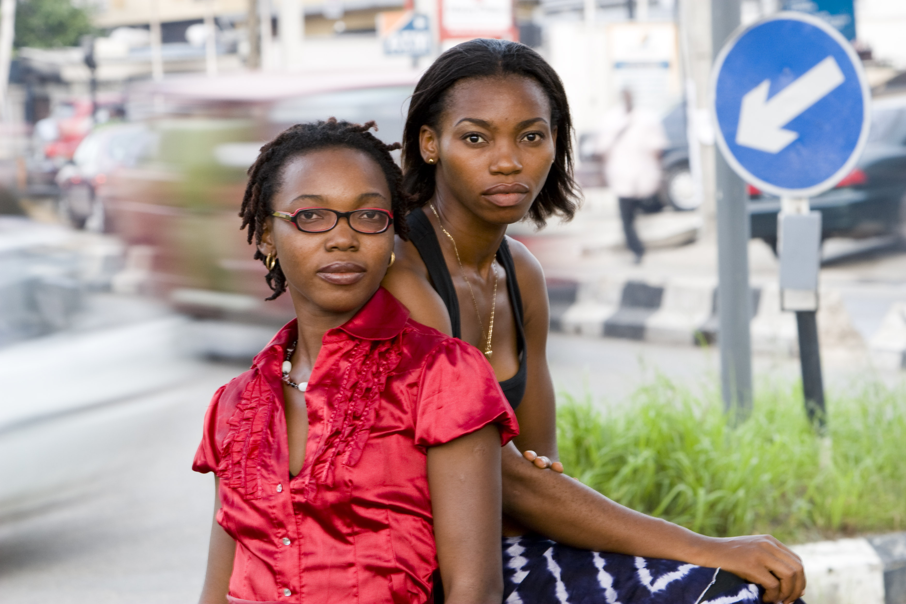 Chioma and Oluchi